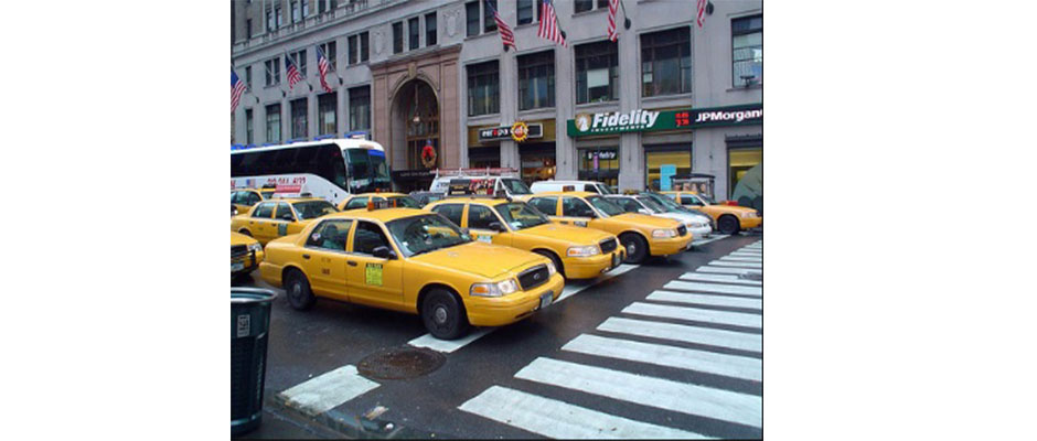 Taxis might be used for nuclear detection, based on CCICADA research.