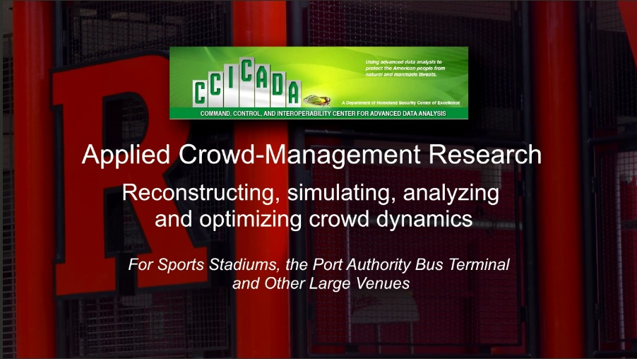 Crowd-Management-Research-CCICADA-video